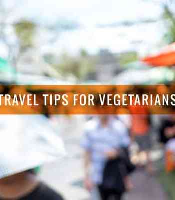 Eating Well on the Road: Travel Tips for Vegetarians
