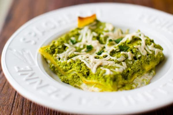 Lasagna Verde Recipe