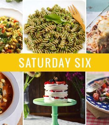 Saturday Six - 05.02.15