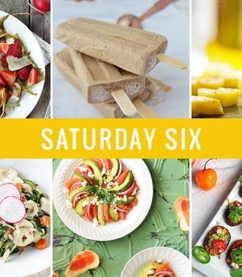 Saturday Six - 05.16.15