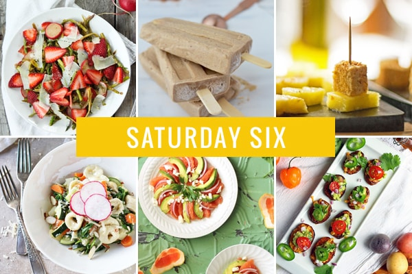 Saturday Six | Nacho Potato Bites, Grapefruit Avocado ...