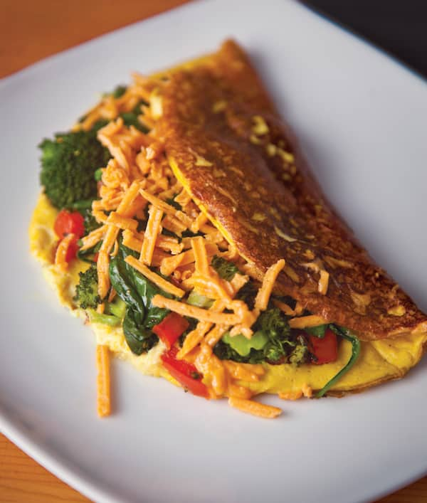 Tofu Omelets