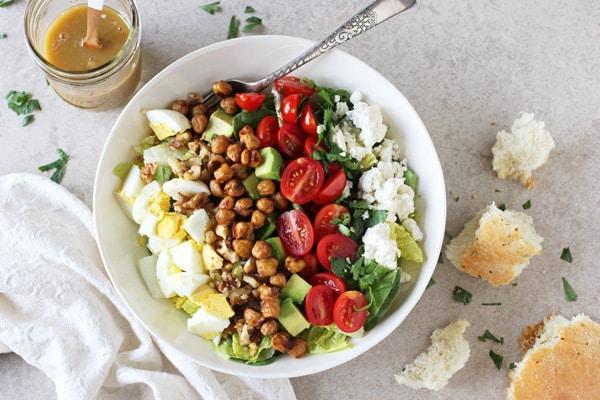 Vegetarian Cobb Salad