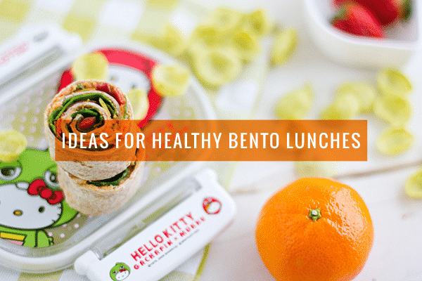 60 Ideas for Healthy Bento Lunches