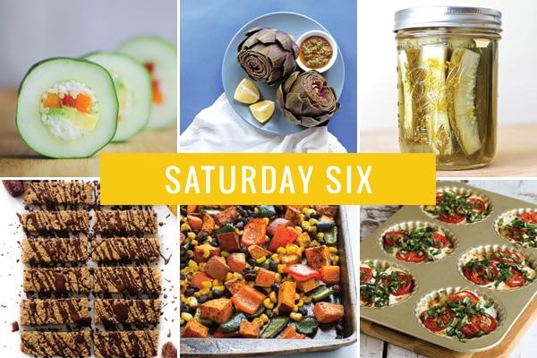 Saturday Six - 09.05.15