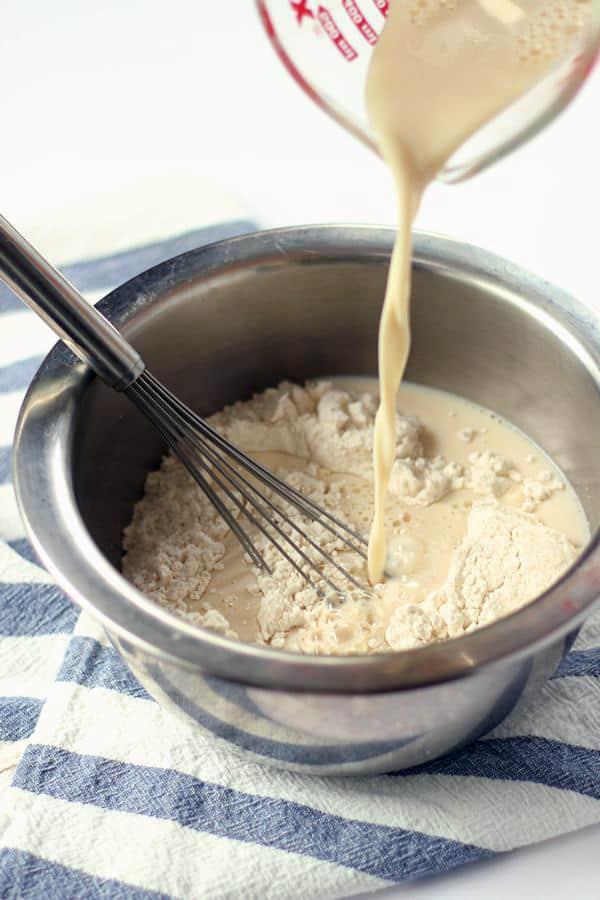 Vegan Milk for Baking