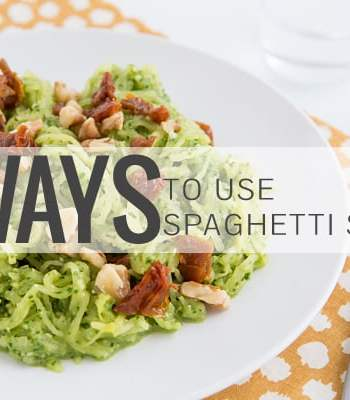 4 Ways to Use Spaghetti Squash