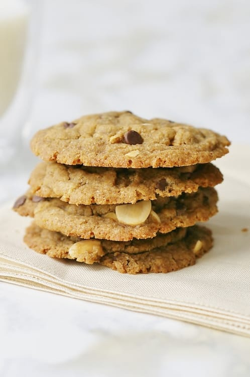 Jamoca Almond Fudge Cookies