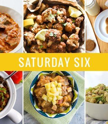 Saturday Six - 12.05.15