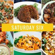 Saturday Six - 01.23.16