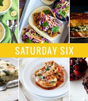 Saturday Six - 01.30.16