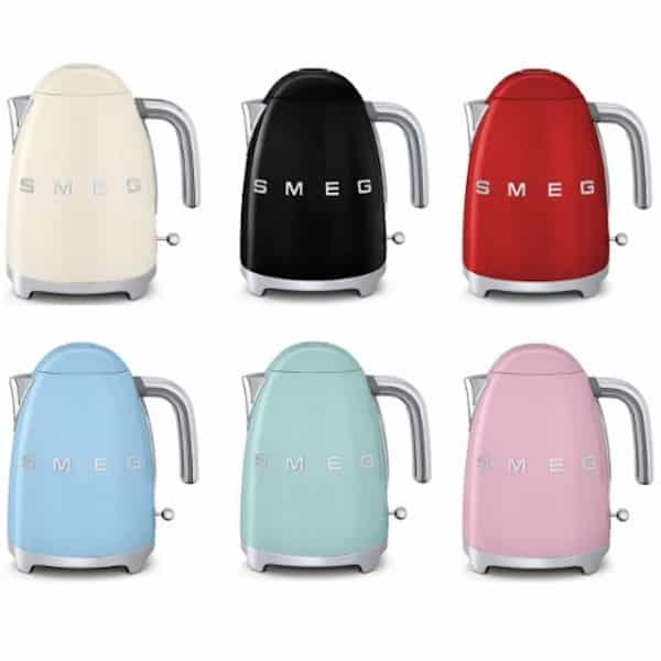 We Tried It SMEG Electric Kettle Oh My Veggies