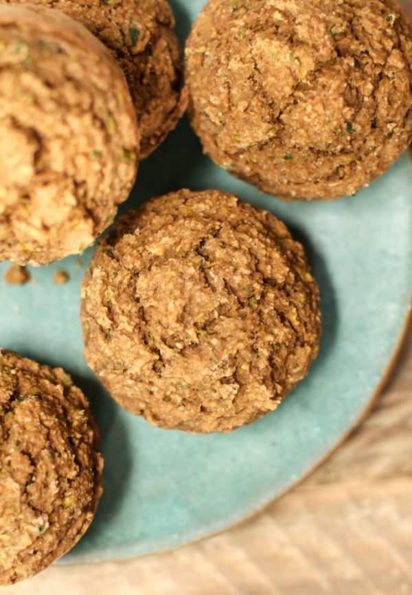 Zucchini Spice Muffins