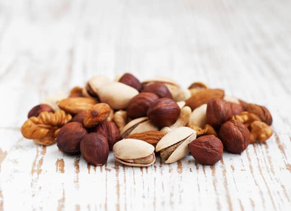 5 Nuts to Add to Your Diet