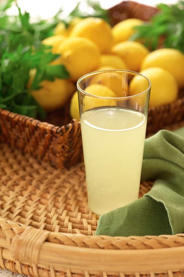 Parsley-Ginger Lemonade