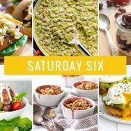 Saturday Six - 06.25.16