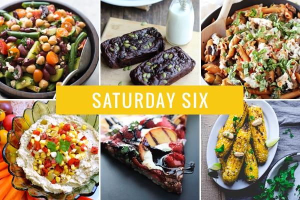 Saturday Six - 06.30.16