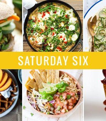 Saturday Six - 09.03.16