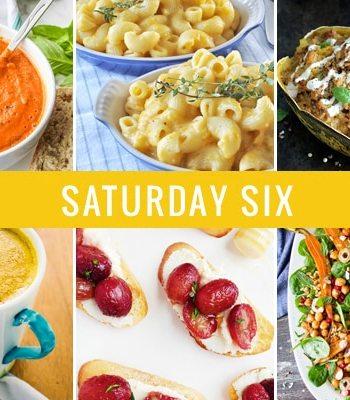Saturday Six - 10.01.16