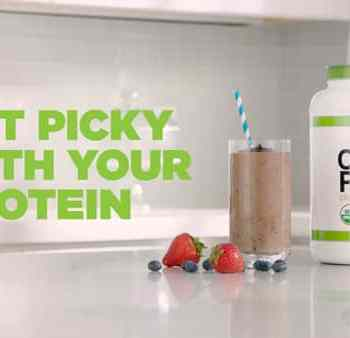 Orgain Get Picky With Your Protein