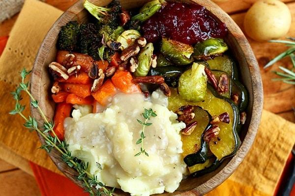 4 Ways to Repurpose (Vegetarian) Thanksgiving Leftovers