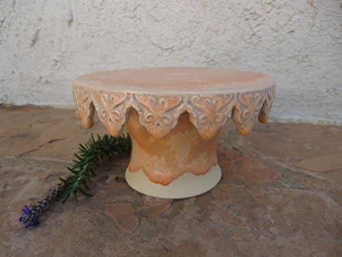 ceramic cupcake cake stand handmade kitchen tools