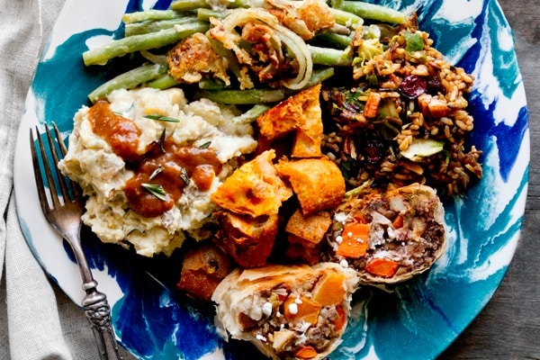 4 Ways to Repurpose (Vegetarian) Thanksgiving Leftovers