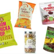 healthy snacks holiday travel vegetarian