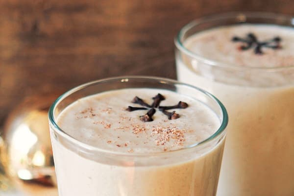 Vegan Holiday Nog