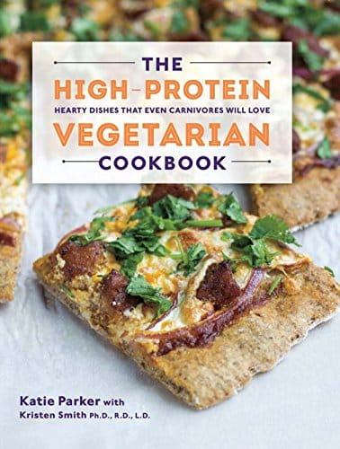 High Protein Vegetarian Cookbook