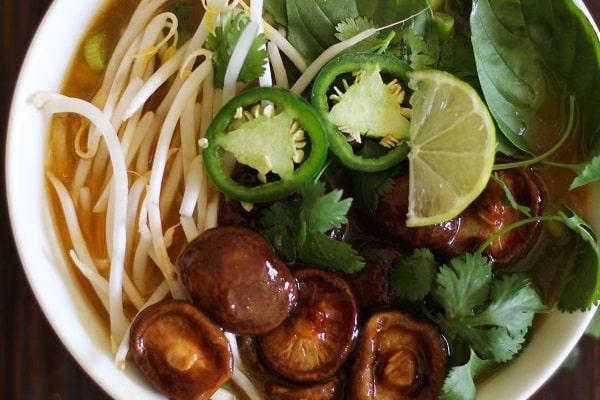 30 Minute Vegetarian Pho