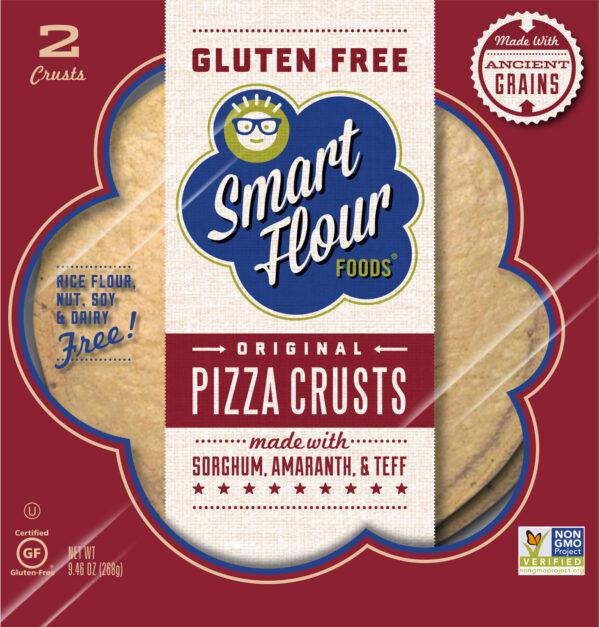 smart flour foods gluten free pizza crusts