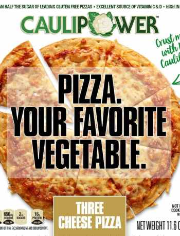 caulipower pizza gluten free