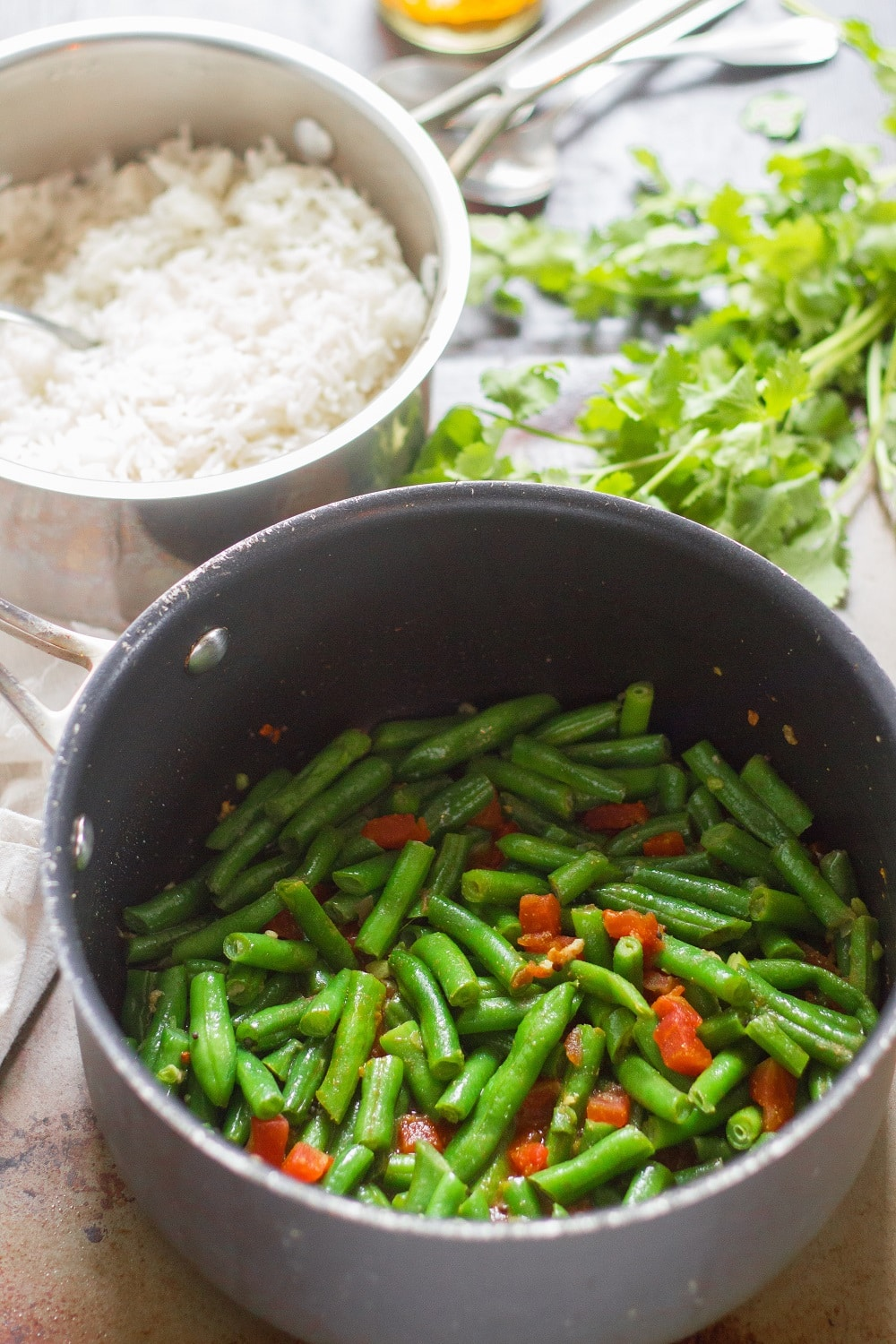 Green Bean Curry