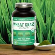 wheat grass juice powder the synergy company