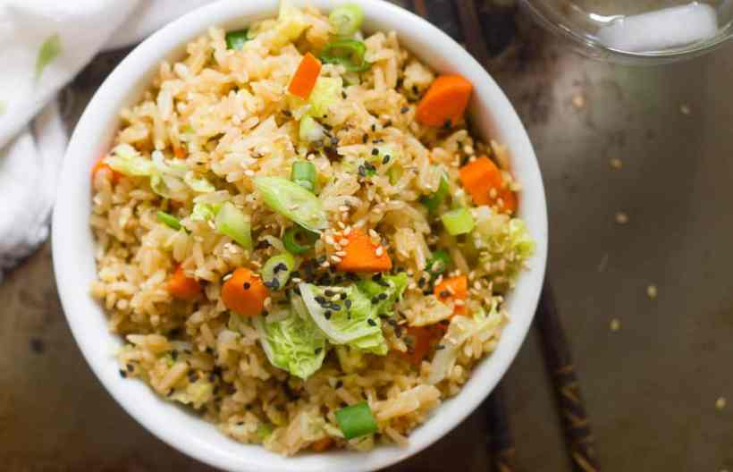 How to Cook Fried Rice