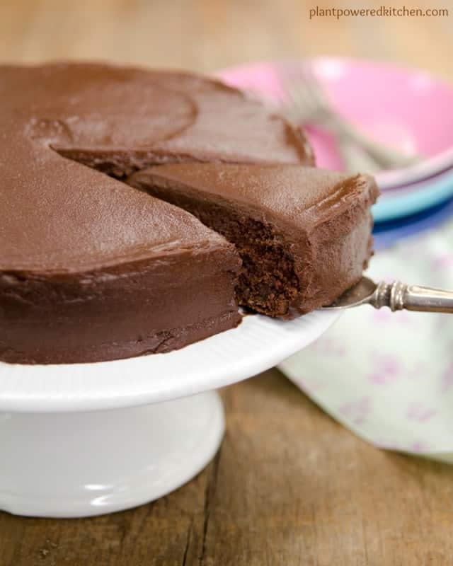 25 Drool-Worthy Chocolate Cake Recipes: Sweet Potato Chocolate Cake