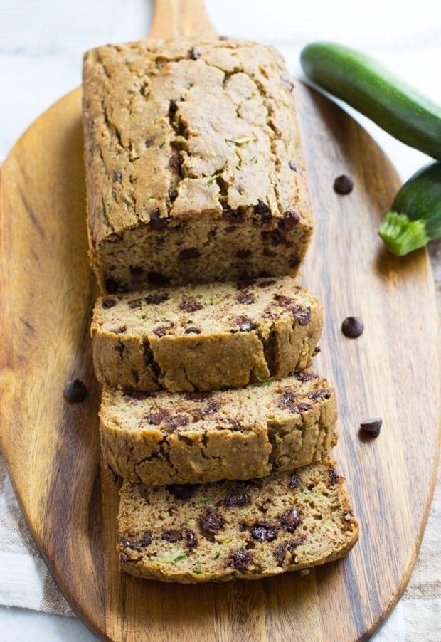 18 Zucchini Bread Recipes Everyone Will Love: Gluten-free Zucchini Bread