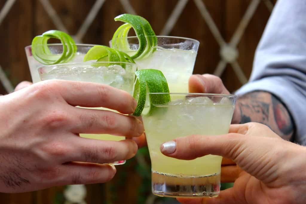 Refreshing Margarita Recipes to Cool You Down This Summer: Hatch Chili Margaritas