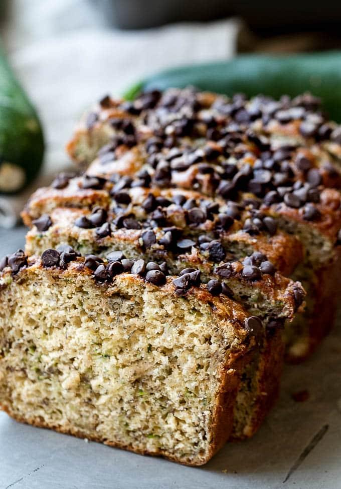 18 Zucchini Bread Recipes Everyone Will Love: One Bowl Zucchini Banana Bread