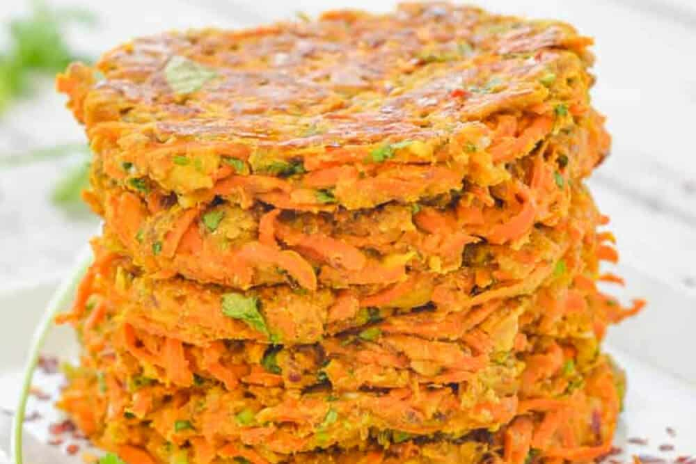 What To Do With Carrot Greens,10 Inspiring Ideas: Curried Carrot Fritters --1