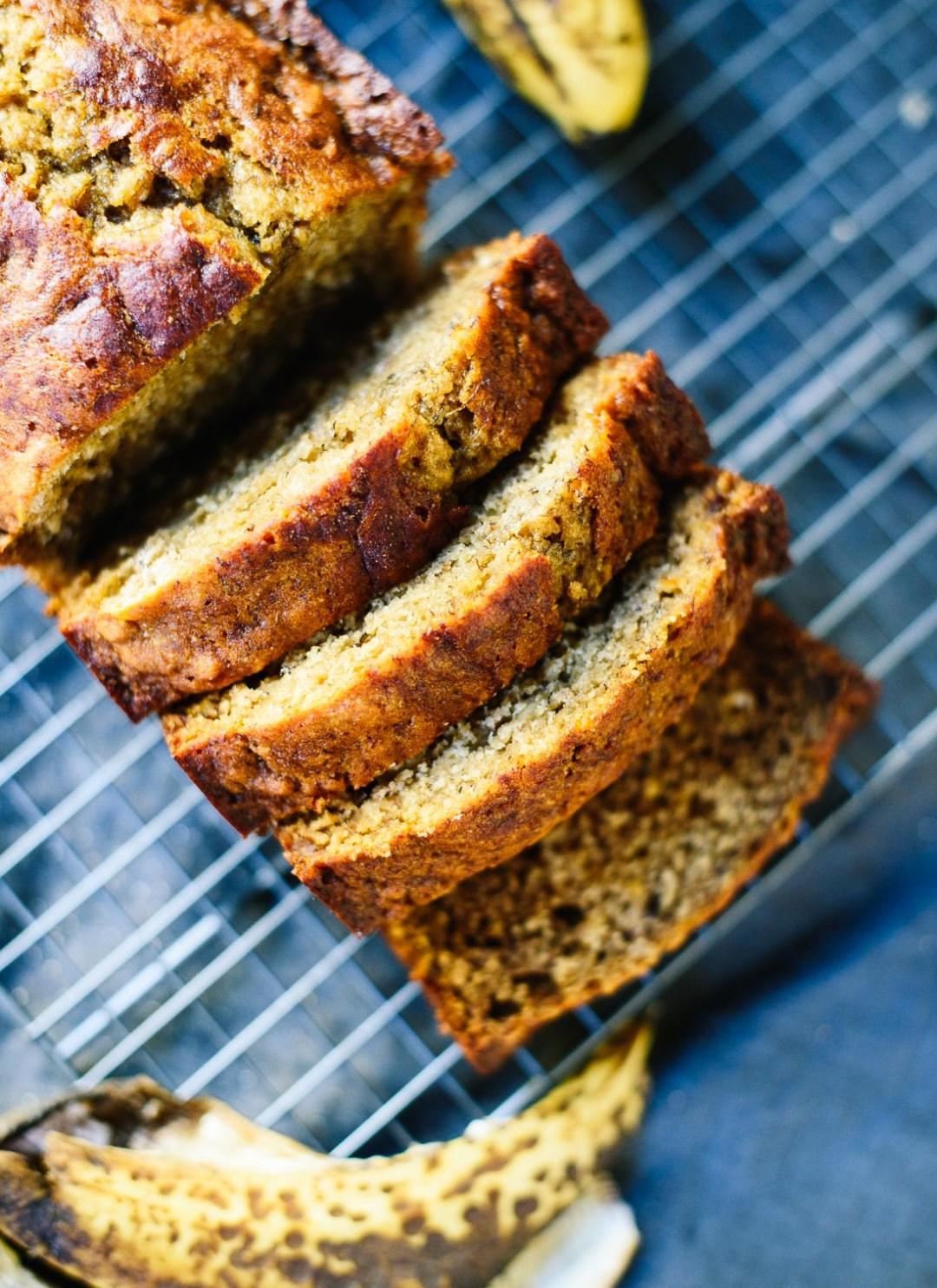 20 Creative and Delicious Banana Bread Recipes: Healthy Banana Bread