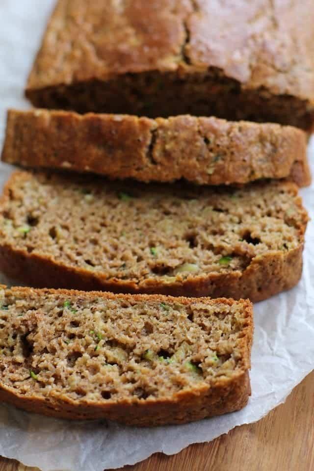 18 Zucchini Bread Recipes Everyone Will Love: Paleo Zucchini Bread