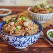 18 Best Easy Vegetarian Recipes: Taro Rice
