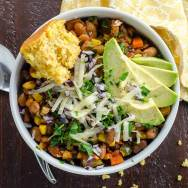 17 of the Best Vegetarian Chili Recipes | OhMyVeggies.com