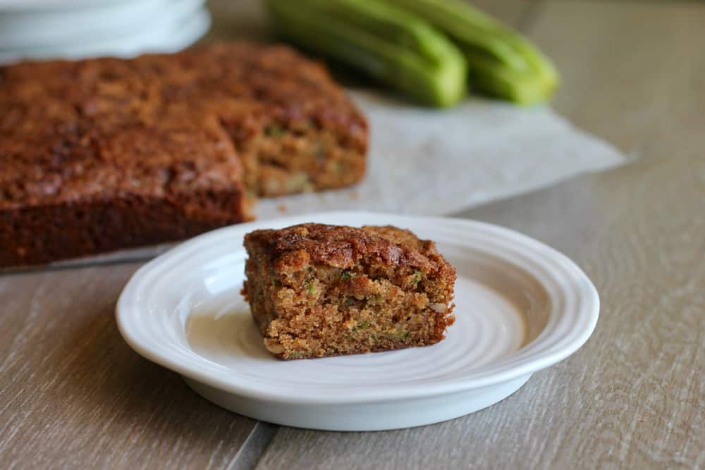 18 Zucchini Bread Recipes Everyone Will Love: Zucchini Blondies