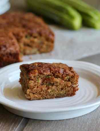 Zucchini Blondies