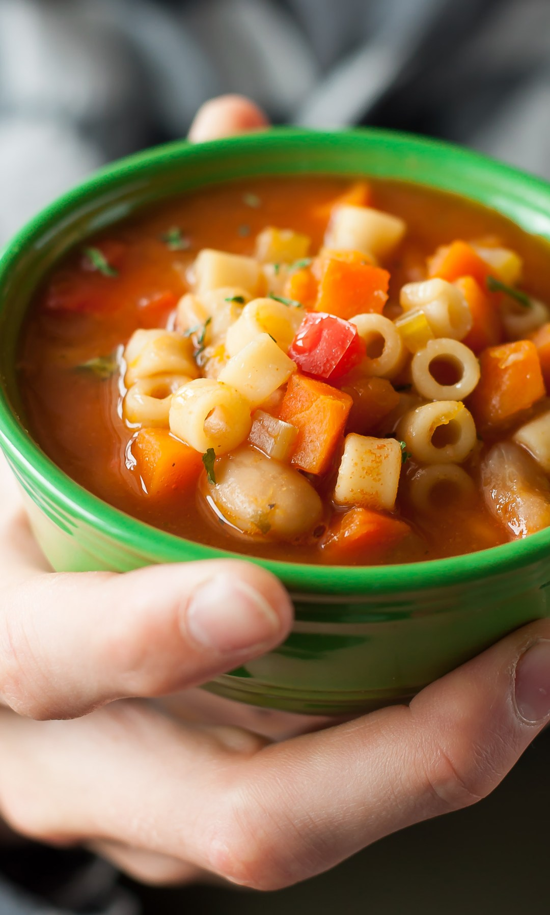 15 Delicious Minestrone Soup Recipes: Homemade Minestrone Soup