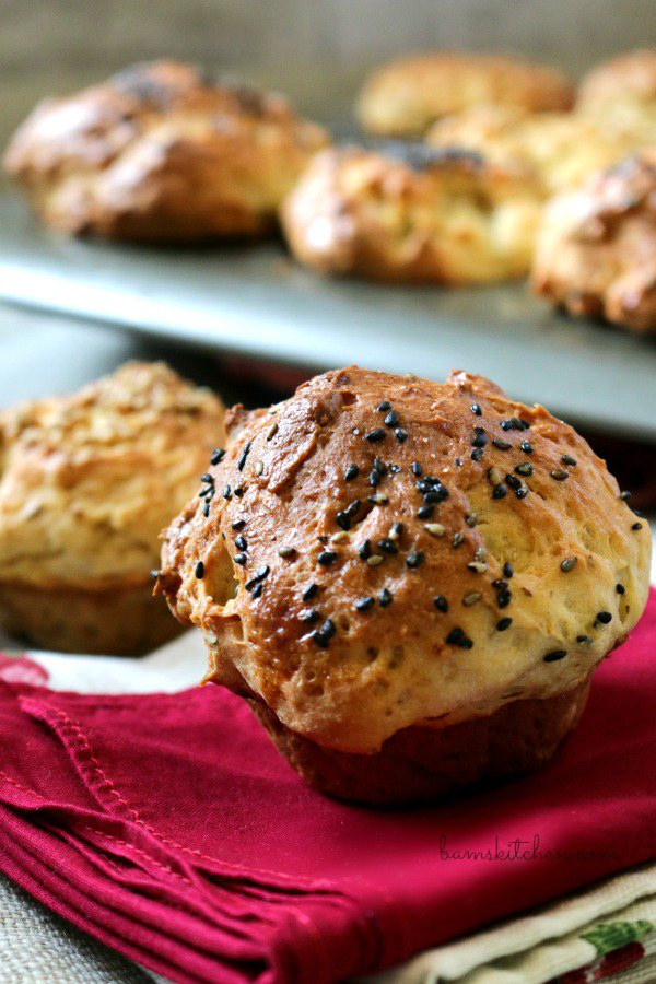 Creative Dinner Roll Recipes | Gluten Free Herbs de Provence Rolls
