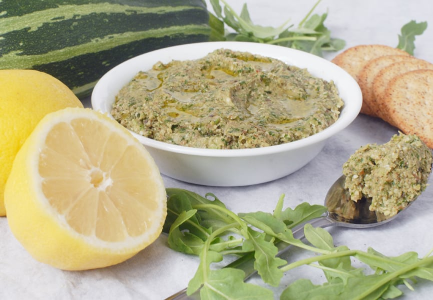 15 Creative Pesto Recipes You Need to Try: Lemon Arugula Pesto
